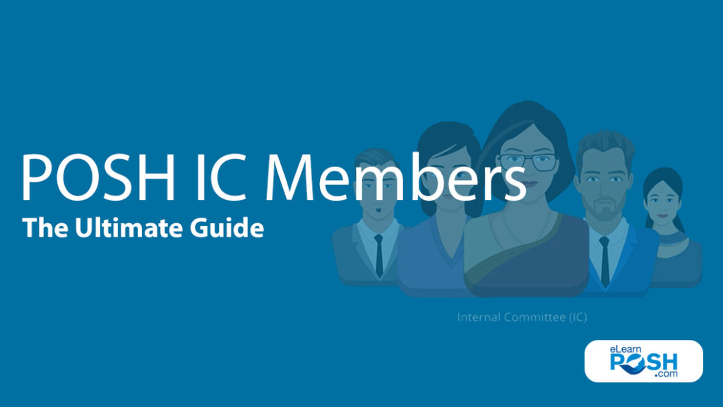 Ultimate POSH Guide for IC Members 2