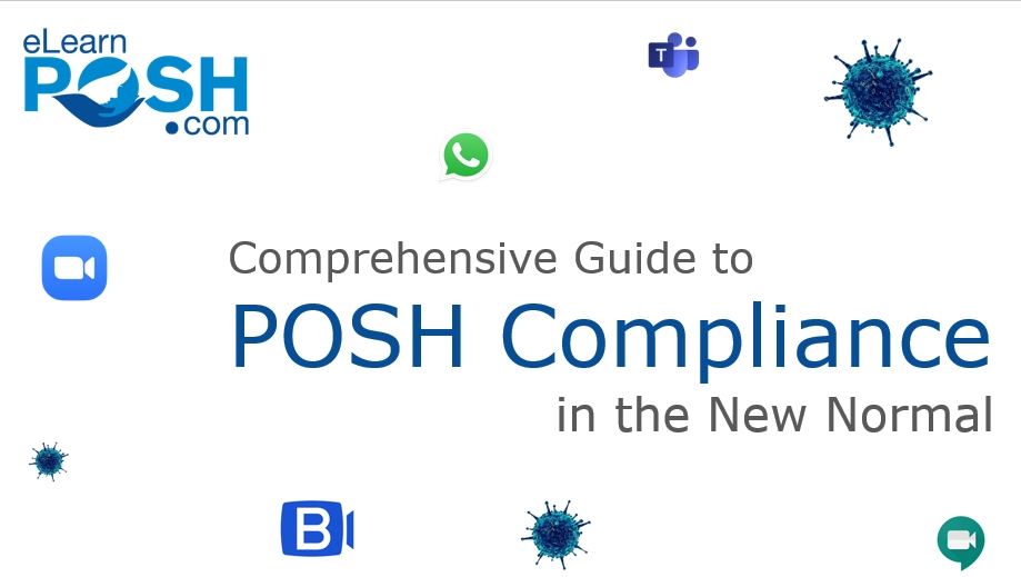 Comprehensive Guide to POSH Compliance during the New Normal