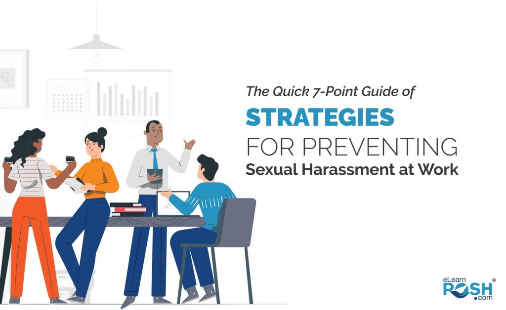 7-Point Guide for Sexual Harassment Prevention at Workplace 1